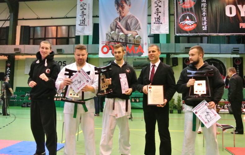 XVI Puchar Polski OYAMA TOP