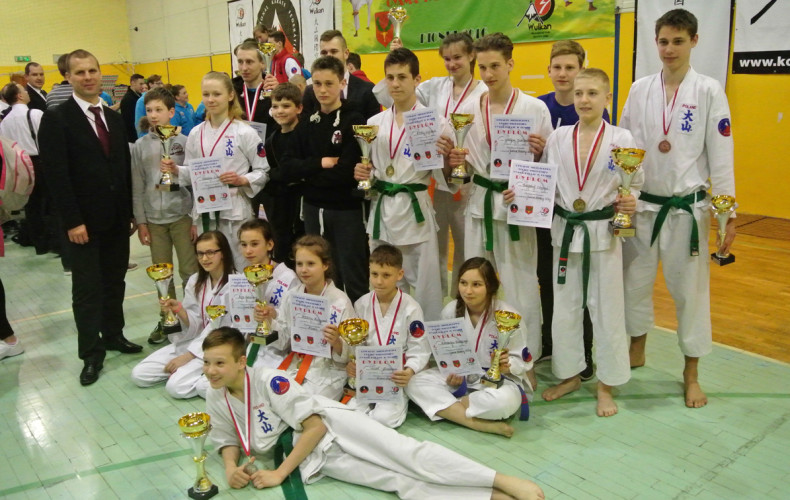 Otwarte Mistrzostwa Polski  Wschodniej OYAMA Karate