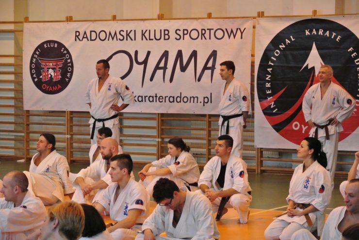 Seminarium Mistrzowskie Radom 05.03.2016
