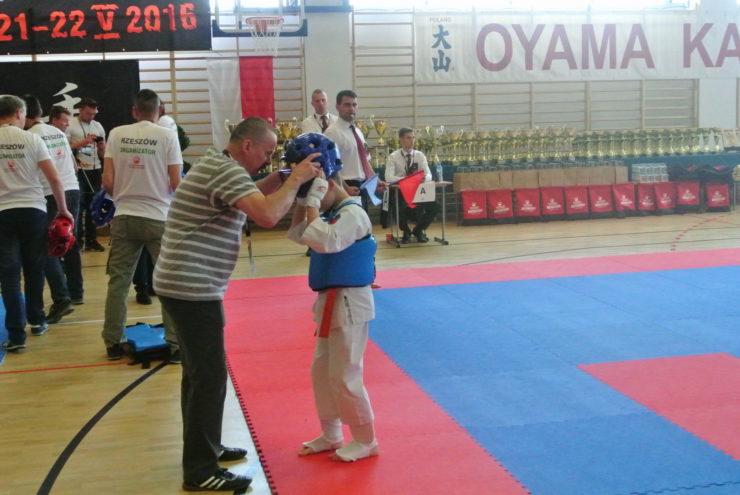 XXI Mistrzostwa Polski Rzeszów 21-22.05.2016