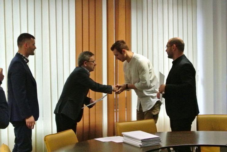 Wyróżnienia od Prezydenta Miasta Radomia za wyniki sportowe w 2016 roku