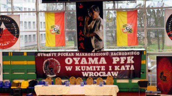 Otwarty Puchar Makroregionu Zachodniego we Wrocławiu 26.11.2017