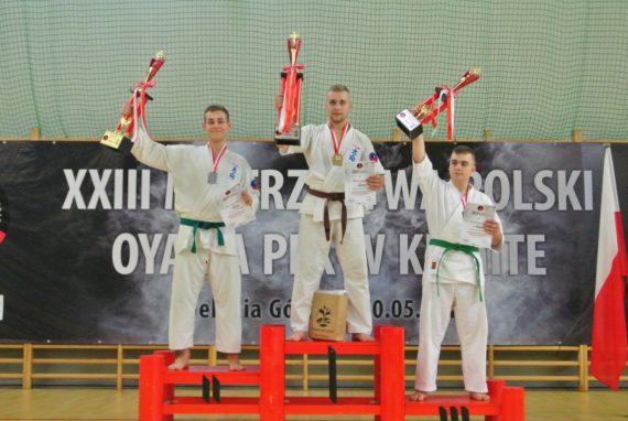 XXIII Mistrzostwa Polski Oyama PFK w Kumite w Jeleniej Górze