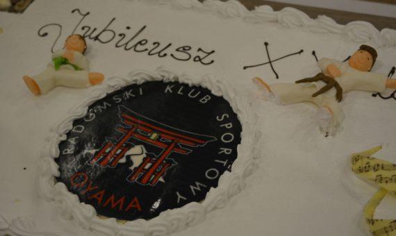 XX lecie Radomskiego Klubu Sportowego OYAMA 05.12.2015