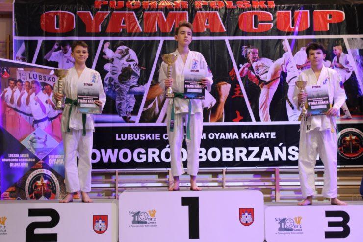 Otwarte Mistrzostwa Makroregionu Zachodniego 09.03.2019 Nowogród Bobrzański