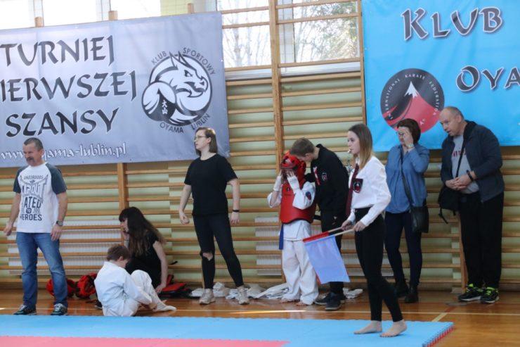 Turniej Pierwszej Szansy 23.03.2019 Lublin