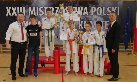 Mistrzostwa Polski Jelenia Góra 19-20.05.2018