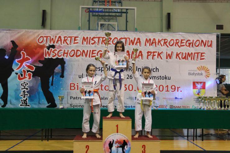 Otwarte Mistrzostwa Makroregionu Wschodniego 30.03.2019 Białystok