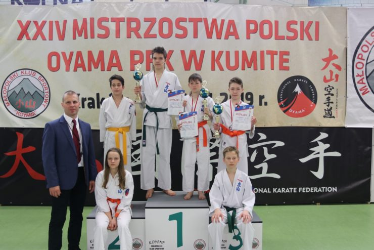 Mistrzostwa Polski 13-14.04.2019 Kraków