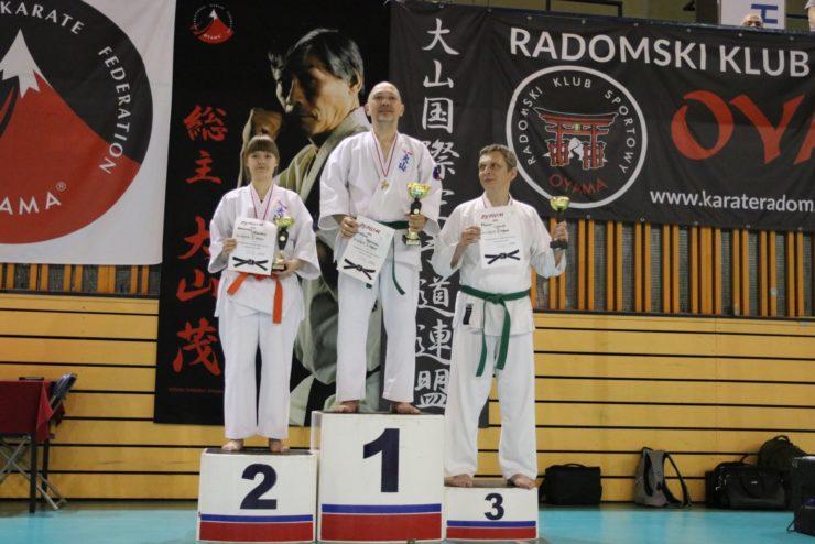 IX Radomski Turniej OYAMA KARATE 01.06.2019