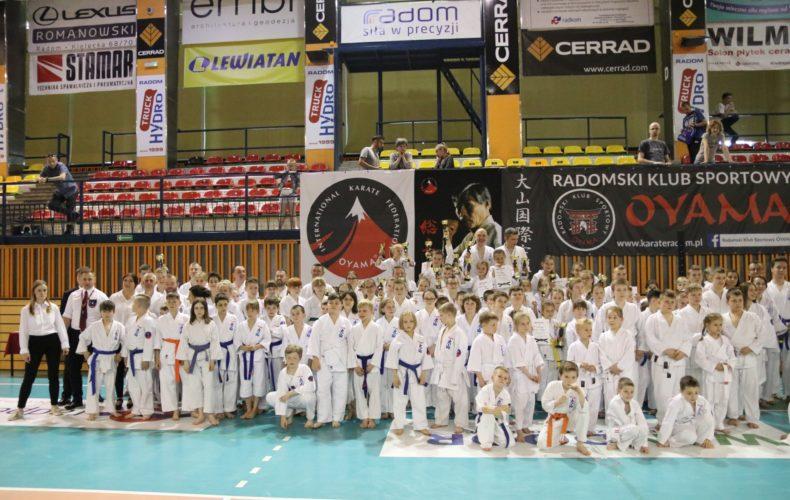 IX Radomski Turniej Karate OYAMA