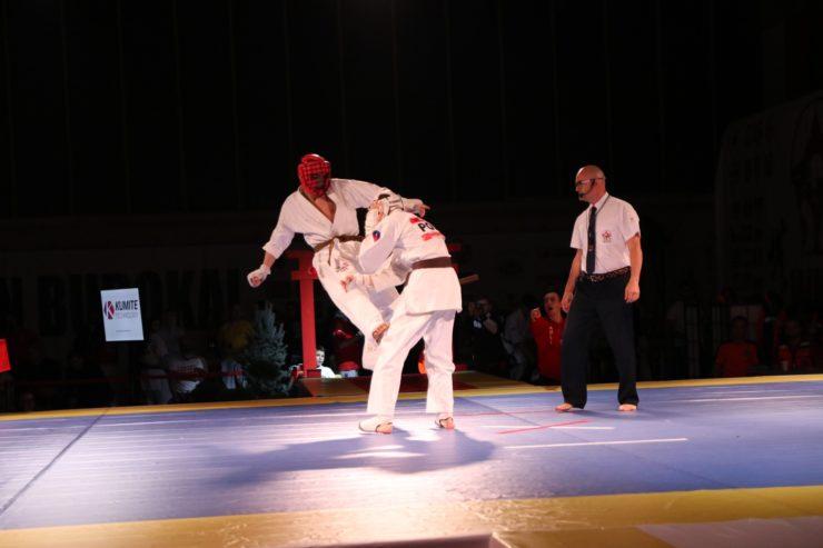 Mistrzostwa i Puchar World Kyokushin Budokai w kumite,  Debica 23-24.11.2019