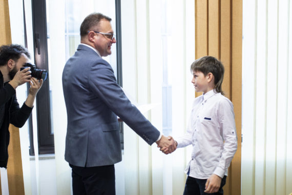 Nagrody od Prezydenta Miasta Radomia